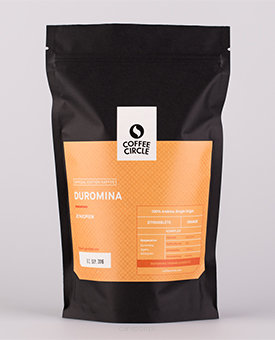 Kawa ziarnista Coffee Circle - Duromina 350 g