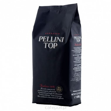 Kawa ziarnista Pellini - Top 100% Arabica 1 kg