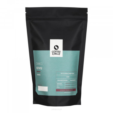 Kawa ziarnista Coffee Circle - Kivu 350 g