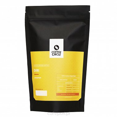 Kawa ziarnista Coffee Circle - Diri 350 g