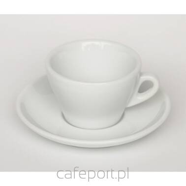 Porcelanowa filiżanka do cappuccino AnCap Torino 150 ml