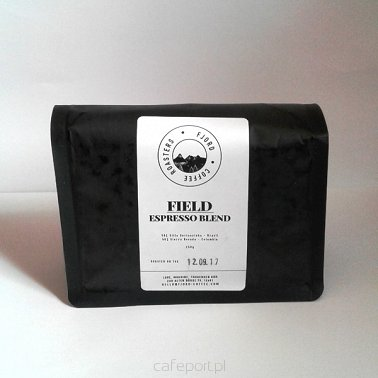 Kawa ziarnista Fjord Coffee - Field Espresso Blend 250 g
