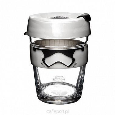 Kubek KeepCup Brew Star Wars Stormtrooper 340 ml