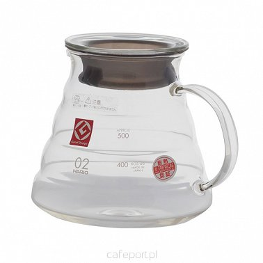 Dzbanek Hario Range Server V60-02 - 600 ml