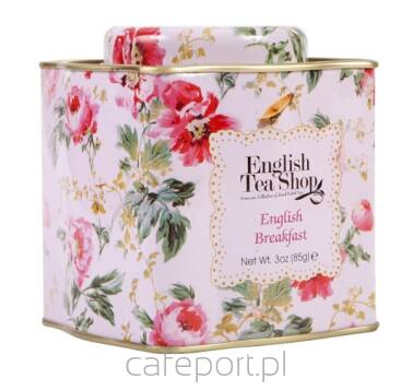 Czarna herbata English Breakfast - English Tea Shop - w puszce 85 g