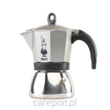 Kawiarka Bialetti Moka Induction antracyt 6 filiżanek