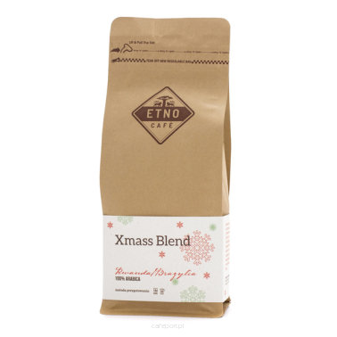 Kawa ziarnista Etno Cafe - Xmass Blend 250g