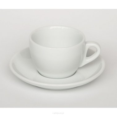 Porcelanowa filiżanka do cappuccino AnCap Palermo 150 ml