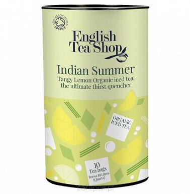 Herbata mrożona English Tea Shop - Indian Summer 80 g