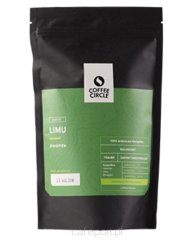 Kawa ziarnista Coffee Circle - Limu 350 g