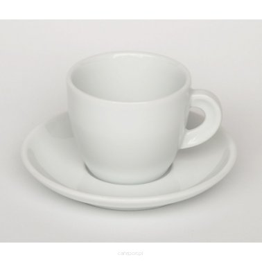 Porcelanowa filiżanka do cappuccino AnCap Bari 140 ml