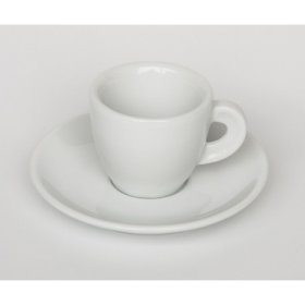 Porcelanowa filiżanka do espresso AnCap Bari 60 ml