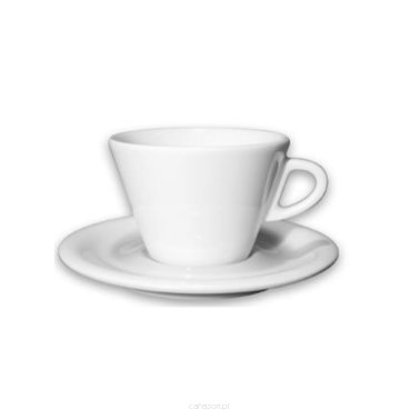 Porcelanowa filiżanka do cappuccino AnCap Favorita 190 ml