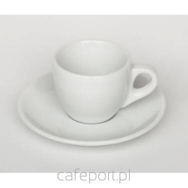 Porcelanowa filiżanka do espresso AnCap Verona 75 ml