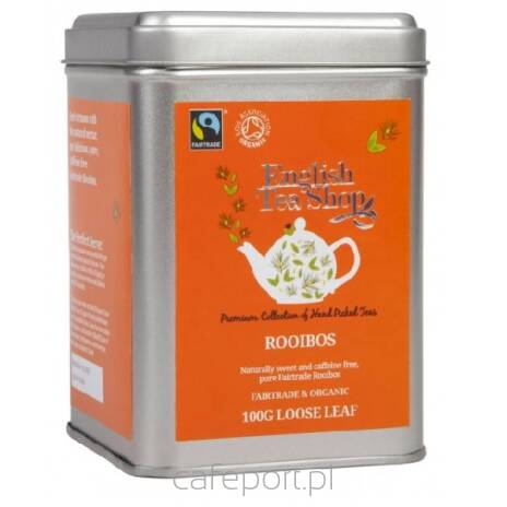 Herbata Rooibos - English Tea Shop - sypana 100 g